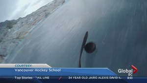 Vancouver Hockey School gets to play on real ice