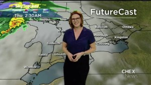 Heavy rain for the region on Thursday