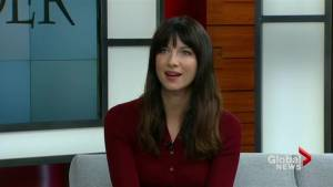 Catriona Balfe talks Outlander and why California thinks she's the worst driver ever