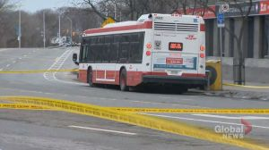 Female pedestrian struck and killed by TTC bus at Bloor and Sherbourne