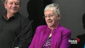 'I said to the girl, there is something wrong with this machine': Lottery winner Lois Olsen