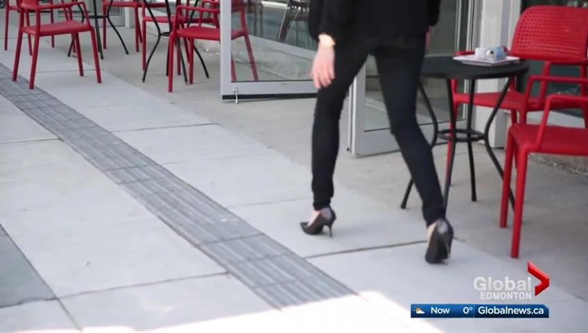 Alberta takes steps to ban mandatory high heels in the workplace
