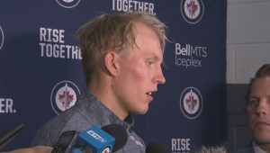 Winnipeg Jets superstar Patrik Laine excited for the coming season