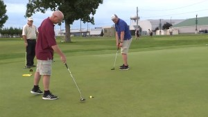 The Garrison Eagles are a special golf team in Kingston