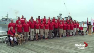 Team Canada Invictus Games team announced in Halifax
