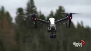 Drone company wants to take off despite regulations from government