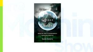 Author Susan Doherty explores life of the mentally ill in book 'The Ghost Garden'