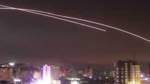 Israeli warplanes strike Iranian military targets in Syria