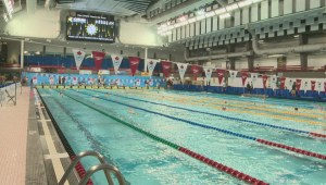 Canada's swimming stars converge on Edmonton's Kinsmen Sports Centre