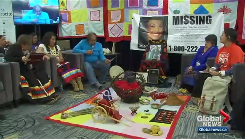 Missing, murdered Indigenous women and girls inquiry loses executive director