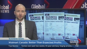 BIV: Walmart Canada sees better than expected profits