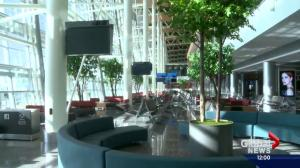 Goal of new airport terminal to build a hub at YYC
