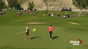 Paradise Canyon Open ends in dramatic fashion