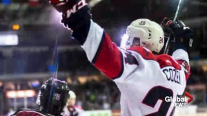 Dylan Cozens named WHL rookie of the year: 'Humble star in the making'
