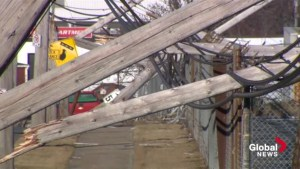 Crews working around the clock to restore power to Nova Scotians after Christmas storm