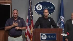 FEMA prepared for 'marathon event' as Hurricane Lane hits Hawaii