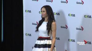 Corus Upfront: Famke Janssen, star of 'The Blacklist: Redemption'