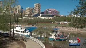 Edmonton Queen riverboat needs a captain (01:36)