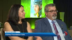 Humboldt Bronco parents launch Green Shirt Day in Vancouver (02:34)