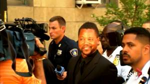 Cuba Gooding Jr. makes court appearance over sexual assault charge
