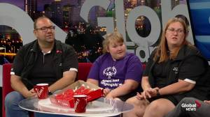 Ivan family on Special Olympics and Global Day of Inclusion