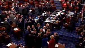 U.S. government enters partial shutdown after Senate fails to pass budget bill
