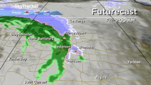 Saskatoon weather outlook: more snow, rain and cold ahead