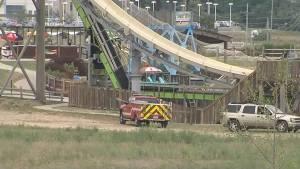 12-year-old boy dies on 'world's largest' water slide in Kansas