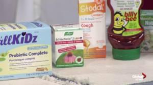 Tips to keep your family healthy through the flu season (06:17)