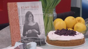 Nigella Lawson's new book: At My Table