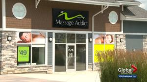 Calgary massage therapist charged with sexually assaulting his client