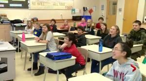 Saskatoon Christian School latest stop for SkyTracker weather school