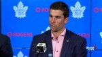 'My heart was tearing apart': John Tavares on process of signing with Maple Leafs