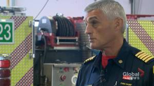 Longer wait times expected following budget cuts: Calgary fire chief