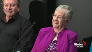 'Money doesn't mean a whole bunch to me': Lottery winner Lois Olsen