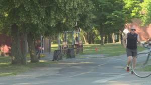 Lachine Canal bike path intersection raising concerns (01:28)
