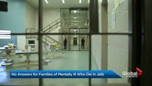 Number of inmates with mental illness dying in Ontario prisons is unknown (02:10)