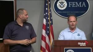 NOAA confirms Hurricane Lane remains a Category 3 hurricane