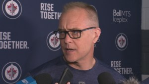 Winnipeg Jets head coach Paul Maurice on where expectations are this season
