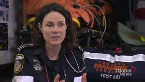 Toronto paramedic explains how trauma treatment techniques have changed