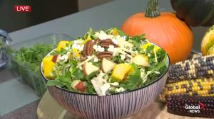 Fall Meal Ideas: Fall Harvest Salad