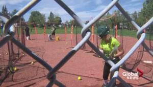 Calgary Kaizen's softball team has eyes on Tokyo 2020 Olympics