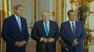 U.S., Britain call for rapid ceasefire in Yemen