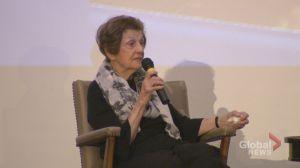 Holocaust survivors address groups across GTA as part of Holocaust Education Week
