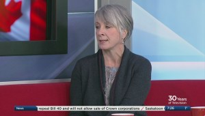 Minister of Employment Patty Hajdu