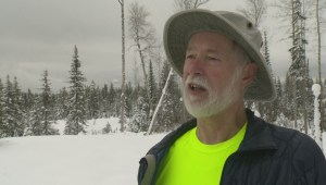 Snowshoeing comes full circle