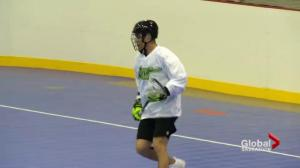 Jeff Shattler brings more than scoring touch to the Saskatchewan Rush
