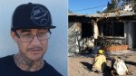Homeless Las Vegas man saves children from burning building