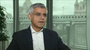 London mayor says city should not 'be rolling out the red carpet' for Trump on state visit