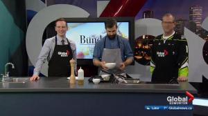 Edmonton chef cooks seasonal dish 3